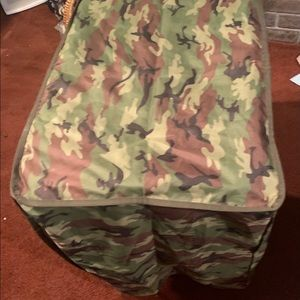 BOGO Free Camo waterproof dog crate cover